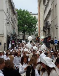Le Dîner en Blanc 2012