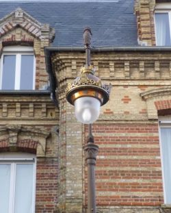 Lamp post Deauville