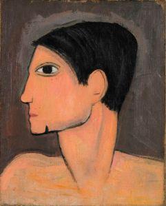 Marie Laurencin, Pablo Picasso, vers 1908©Adagp, Paris 2012