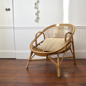 fauteuil rotin © les ateliers associes