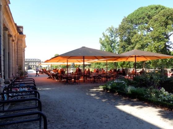 L orangerie jardin public bordeaux france for Jardin public bordeaux