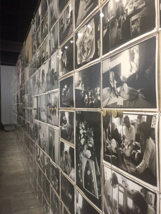 Annie Leibovitz, grande halle du Parc des Ateliers